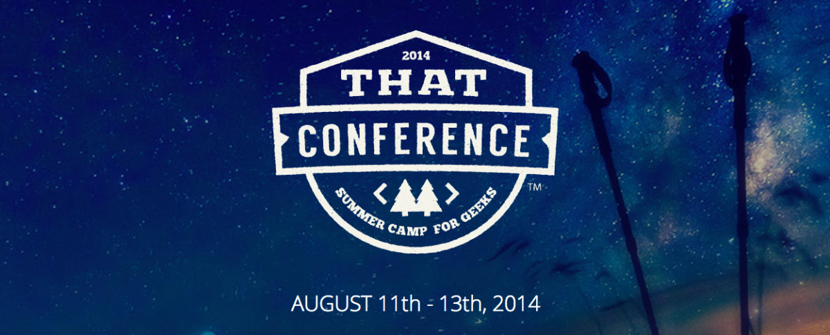 That Conference: Get Your Tickets